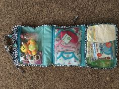 """The """"Oh Crap"""" bag, and why it's a perfect baby shower gift - DiaperSwappers Blog"""