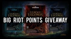 FREE RIOT POINTS FREE RP ★ RP CODES 24/7  ★ #1 FREE RIOT POINTS CHANNEL ...