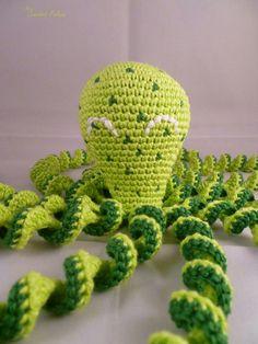 Dit inktvisje is gemaakt door Anne Vandekerckhove.