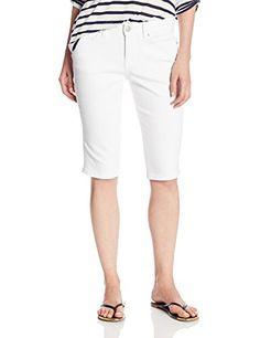 Jag Jeans Women's Robbie Bermuda Short, White, 16 Jag Jeans http://www.amazon.com/dp/B00FPW214Q/ref=cm_sw_r_pi_dp_Yo6-ub1C64E2B