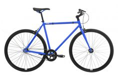Feral Fixie - Bicicleta para hombre, 52 cm, color negro