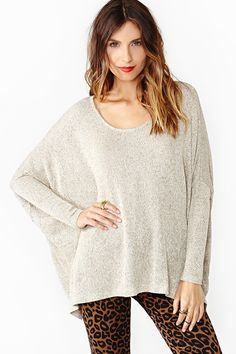 Static Knit in Taupe
