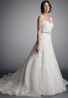 EVE OF MILADY BOUTIQUE 1530 Wedding Dress - The Knot