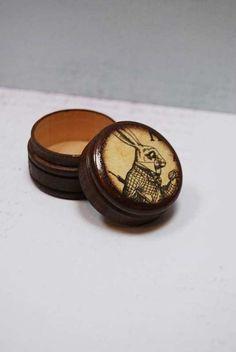 Rabbit Pill box