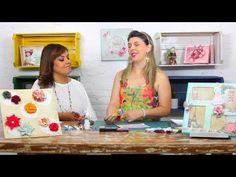 Flores De Papel (Regiane Boppré) - YouTube