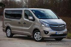 Opel Vivaro Tour 1.6 TwinTurbo CDTI teszt - http://www.autoaddikt.hu