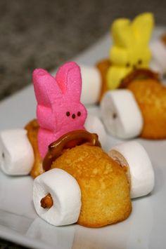 bunny-twinkie-car