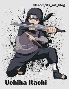 Obito Uchiha was a chūnin-level shinobi from Konohagakure's Uchiha clan and a member of Team Minato. As a member of the Uchiha clan, Obito could us. Itachi Uchiha, Naruto Shippuden, Hinata Hyuga, Itachi Cosplay, Fan Anime, I Love Anime, Naruto Art, Anime Naruto, Ninja