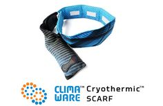Dhama Innovations » CLIMAWARETM CryothermicTM Scarf