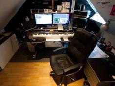 Eddie Thoneick's Home Studio