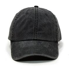 Plain Washed Cotton Twill Baseball Cap with Adjustable Velcro - Charcoal Gray Noikin http://www.amazon.com/dp/B00OK53QSE/ref=cm_sw_r_pi_dp_HRIHwb0BHZ6MJ