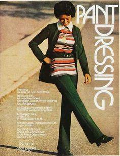 1970 Fashion For Women | 1970s fashion advertisement