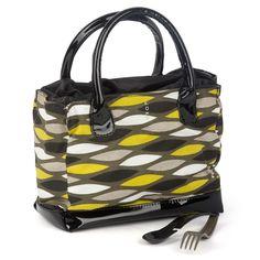 Koko - Insulated Fashion Lunch Bag Kate Khaki
