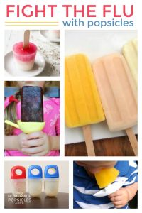 Fighting the Flu... with popsicles?