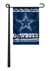 dallas cowboys garden flag