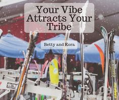 Your Vibe Attracts Your Tribe: Smirnoff Sound Collective Smirnoff, Attraction, The Past