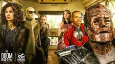 Released by DC Universe, Doom Patrol Season 1 Episode 14 promo is titled 'Penultimate Patrol.' The promo speaks about the team entering the Nobodyverse to April Bowlby, Matt Bomer, Matt Damon, Brendan Fraser, Mark Sheppard, Dc Universe, Hd Movies, Movies To Watch, Movie Tv