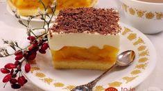 Hľadali ste jablka - Page 11 of 75 - To je nápad! Sweet Recipes, Cake Recipes, Polish Recipes, Food Cakes, Something Sweet, No Bake Desserts, Deli, Oreo, Deserts
