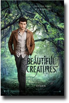 Beautiful Creatures Poster - Character Ethan - 11 x 17