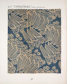 block print by Barron and Larcher