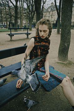 Odette Pavlova by Fanny Latour-Lambert