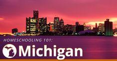 Michigan Homeschool Laws | HSLDA