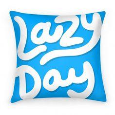 Lazy Day #lazy #pillow #lazyday