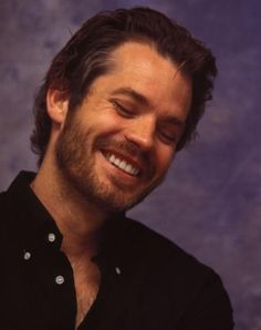 Timothy Olyphant In love with this smile