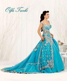tunisian bridal clothes