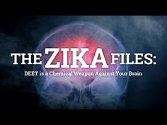 The Zika Files: DEET is part of a binary chemical weapon targeting your brain…
