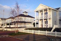 Straatbeeld Cape Helius Resort (Hellevoetsluis)