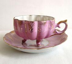 Vintage Blossom Teacup