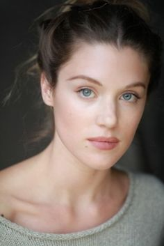 Lucy Griffiths- my 2nd pick to play Ana Steele... cast the movie already!!