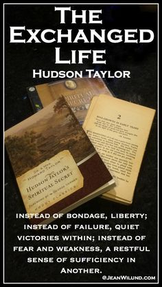 a life and career of hudson taylor The autobiography of hudson taylor j hudson taylor's life radically changed the christian church his faith and godliness inspired countless believers to.
