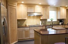 kitchen remodels before and after pictures - Google Search