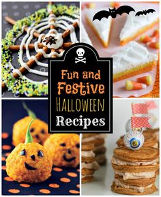 Fun and Festive Halloween Recipes