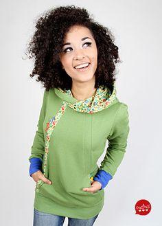 MEKO Fliegenpilz Hoodie 'HIFI_G08' - MEKO Hoodies | Rollis von meko - Hoodies - T-Shirts & Sweatshirts - DaWanda