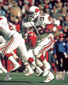 Ottis Anderson Action Photo Print x Nfl Football Players, Football Cheerleaders, Football Helmets, Arizona Cardinals Football, St Louis Cardinals, Nfl Redskins, Nfl Hall Of Fame, Football Conference, Nfl Fans