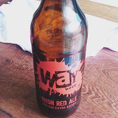 Hoje a cerveja foi por conta do meu amigo Cassiano! Valeu brother!!! #cerveja #beer #feriado #irishredale #waybeer