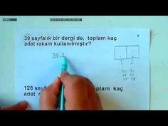 Bu 3 Şeyi Yapan Matematik Kesin Çözer    Matematik, YGS, LYS, KPSS - YouTube