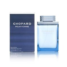 Chopard Pour Homme by Chopard Mens Eau De Toilette Spray 2.5 oz by Unknown. $31.00. Design House: Chopard. Fragrance Notes: Star anise, Yuzu, Cardamom, Amber, Labdanum resin, Musk,Bourbon Pepper, Sandalwood. CHOPARD POUR HOMME by Chopard for MEN EDT SPRAY 2.5 OZ Launched by the design house of Chopard in 2006, CHOPARD POUR HOMME by Chopard possesses a blend of Star anise, Yuzu, Cardamom, Amber, Labdanum resin, Musk,Bourbon Pepper, Sandalwood. Save 47%!