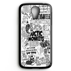 Arctic Monkeys City Samsung Galaxy S4 Case