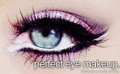 I wish this was what my eyes looked like every time..