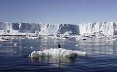 Melt Rate of Antarctica Glaciers Speeding Up: Researchers - NDTV #Antarctica, #Glaciers