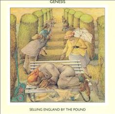 Selling England by the Pound - Genesis : Songs, Reviews, Credits, Awards : AllMusic