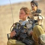 Israeli soldier girl 336