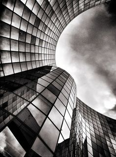 45+ Stunning Black and White Architecture Photography
