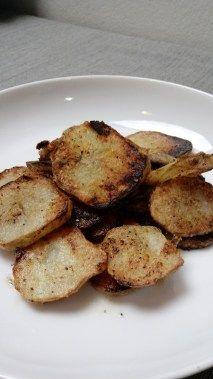 Jerusalem Artichoke in Truffle Oil