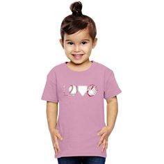 Love Of The Game Toddler T-shirt