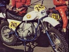 LAVERDA / BMW prototypes